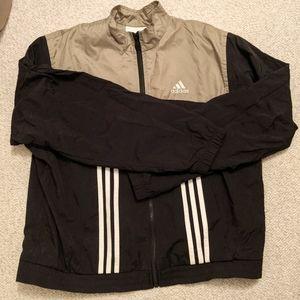 Vintage Adidas Lightweight Training Jacket, M